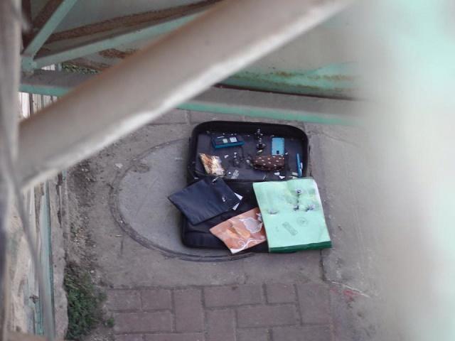 In ihrer Tasche konnte kein Messer gefunden werden  (Foto: Facebook /youthagainstsettler)