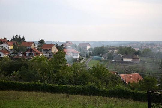 2000-Seelen-Dorf Sopic (Foto: AA)