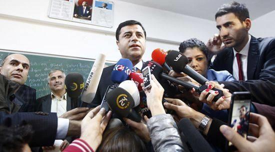 Demirtas HDP (Foto: trt)