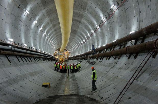 Eurasiatunnel Türkei (Foto: haberturk)