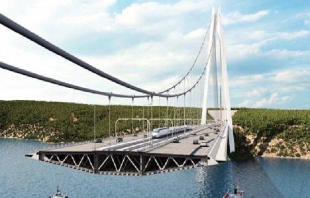 Neue Brücke Istanbul (Foto: trt)
