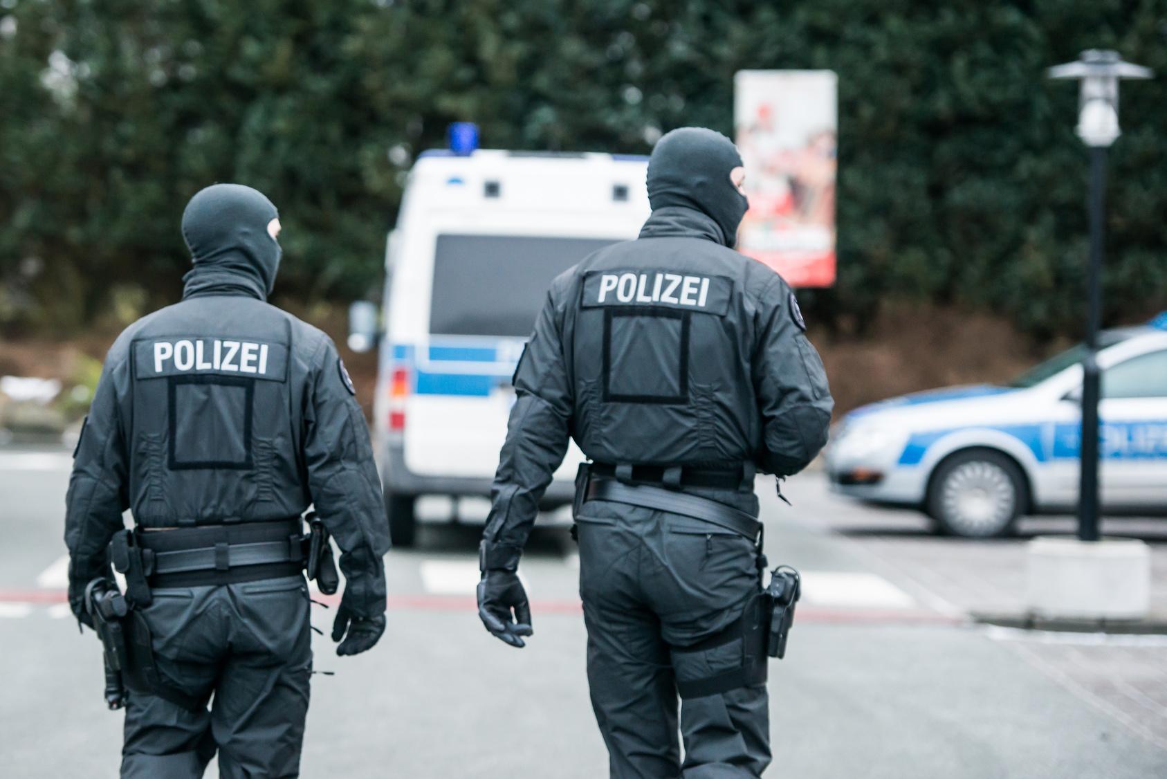Polizei in Essen nimmt 32-Jährigen unter Anschlagsverdacht fest
