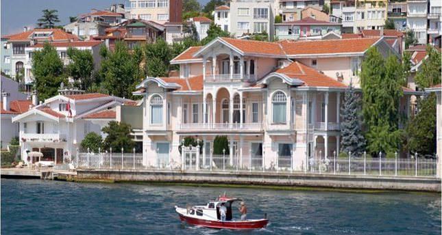 t rkei teuerste wohnung istanbuls steht f r sensationelle 140 millionen euro zum verkauf. Black Bedroom Furniture Sets. Home Design Ideas