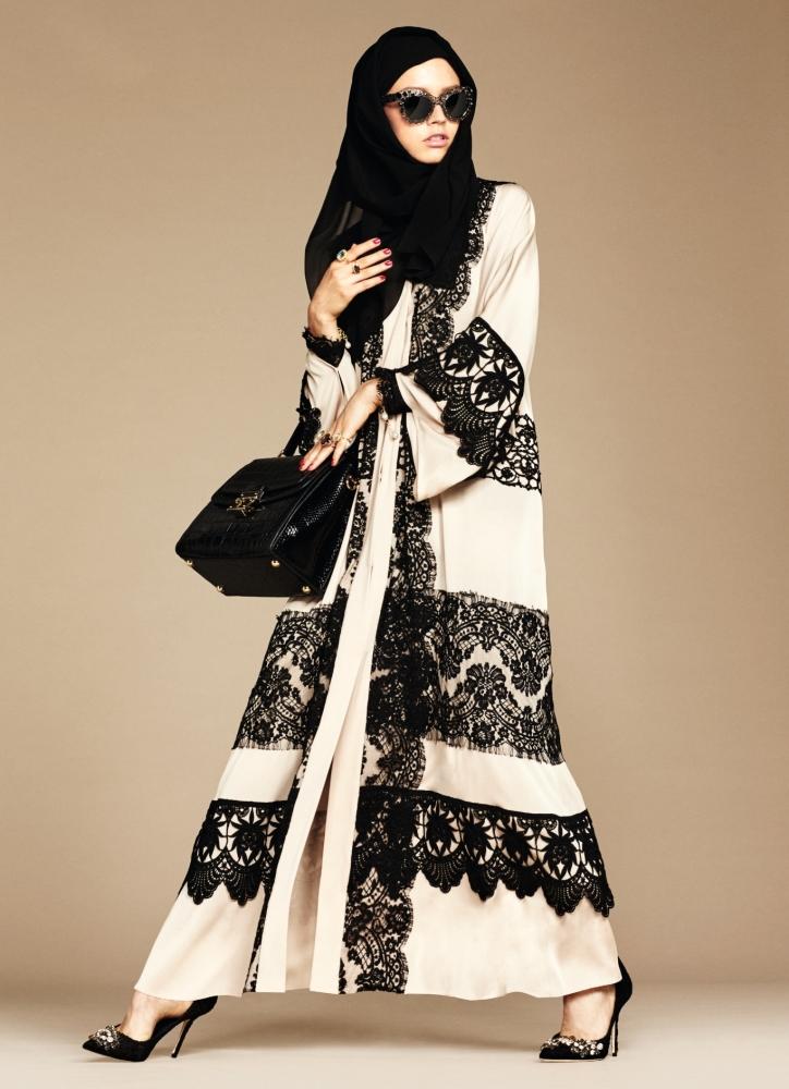 Dolce Gabbana (Foto: arabia.style.com)