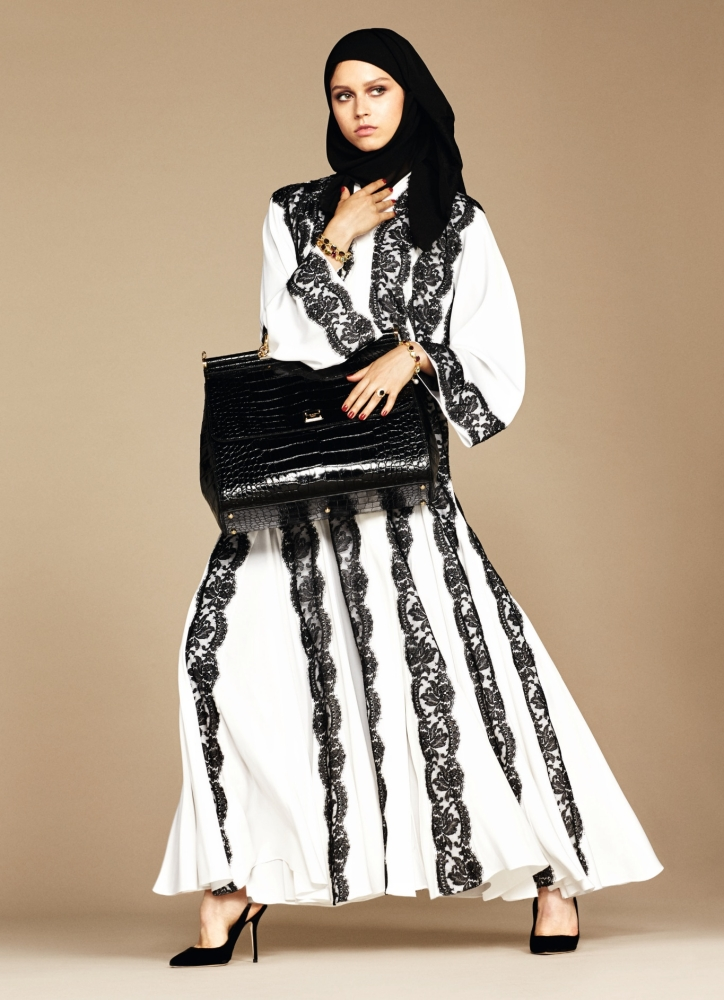 Dolce Gabbana (Foot: arabia.style.com)