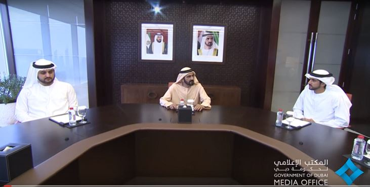 Dubai: Scheich Maktoum plant weltgrößtes Großhandelszentrum