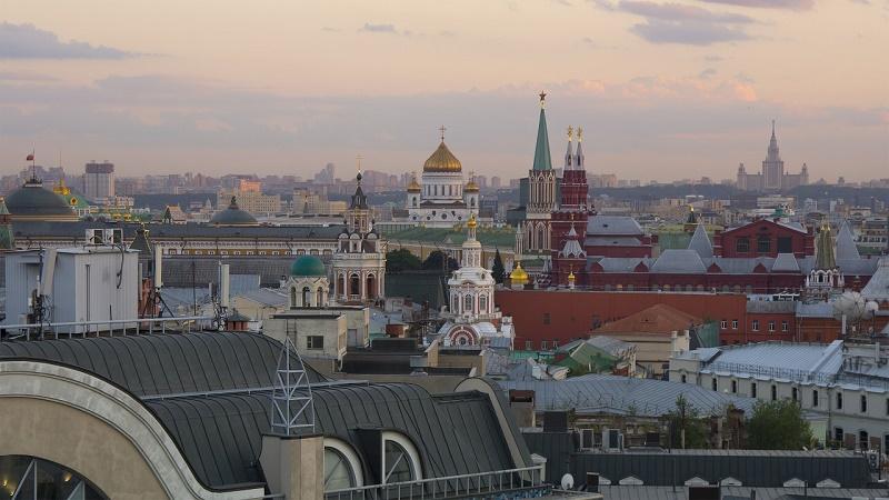Schüsse in Moskauer Gericht: Drei Angreifer getötet