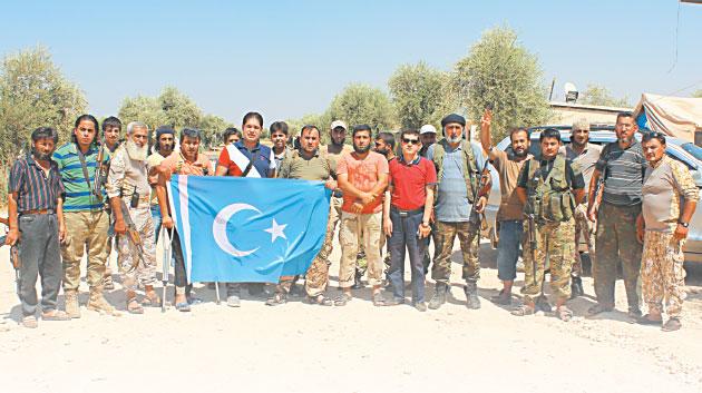 (Foto: Türkmenische Aktivisten Vorort)