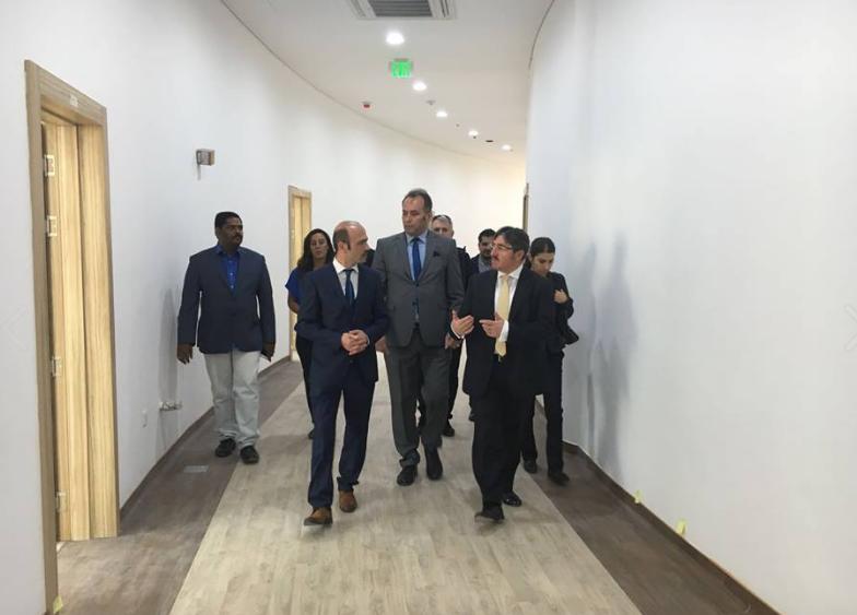 (Foto: Türkische Botschaft Doha)
