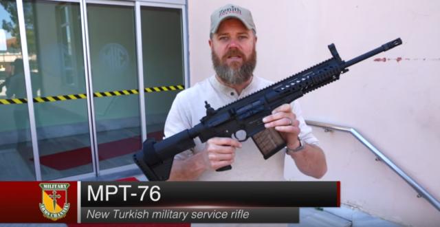 Türkische Armee Waffen
