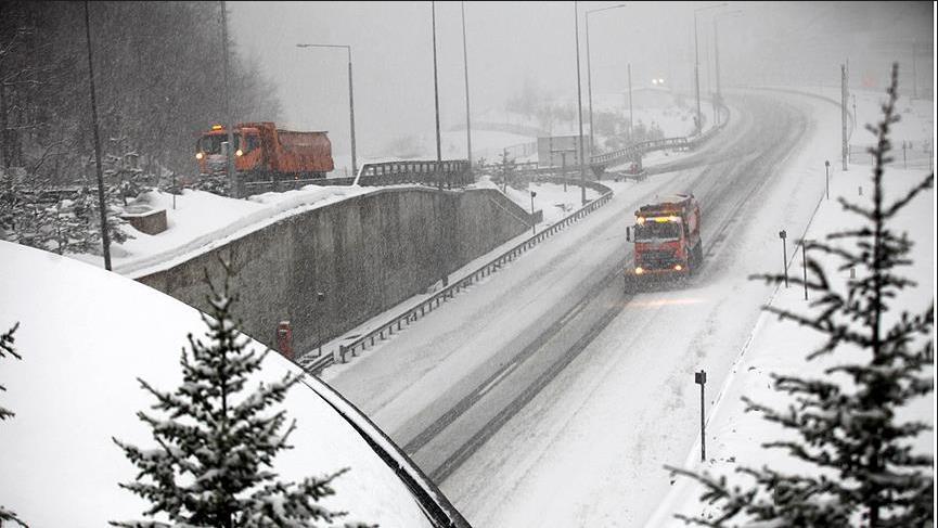 Istanbul Rekord Schneefall Legt Stadt Lahm über 400 Flüge
