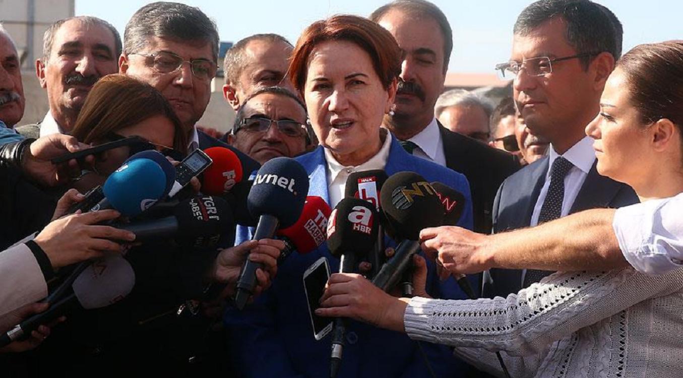 Ex-Innenministerin Akşener gründet neue Partei