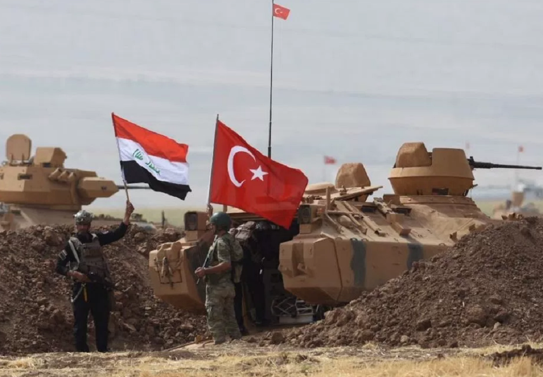 Türkei Irak News