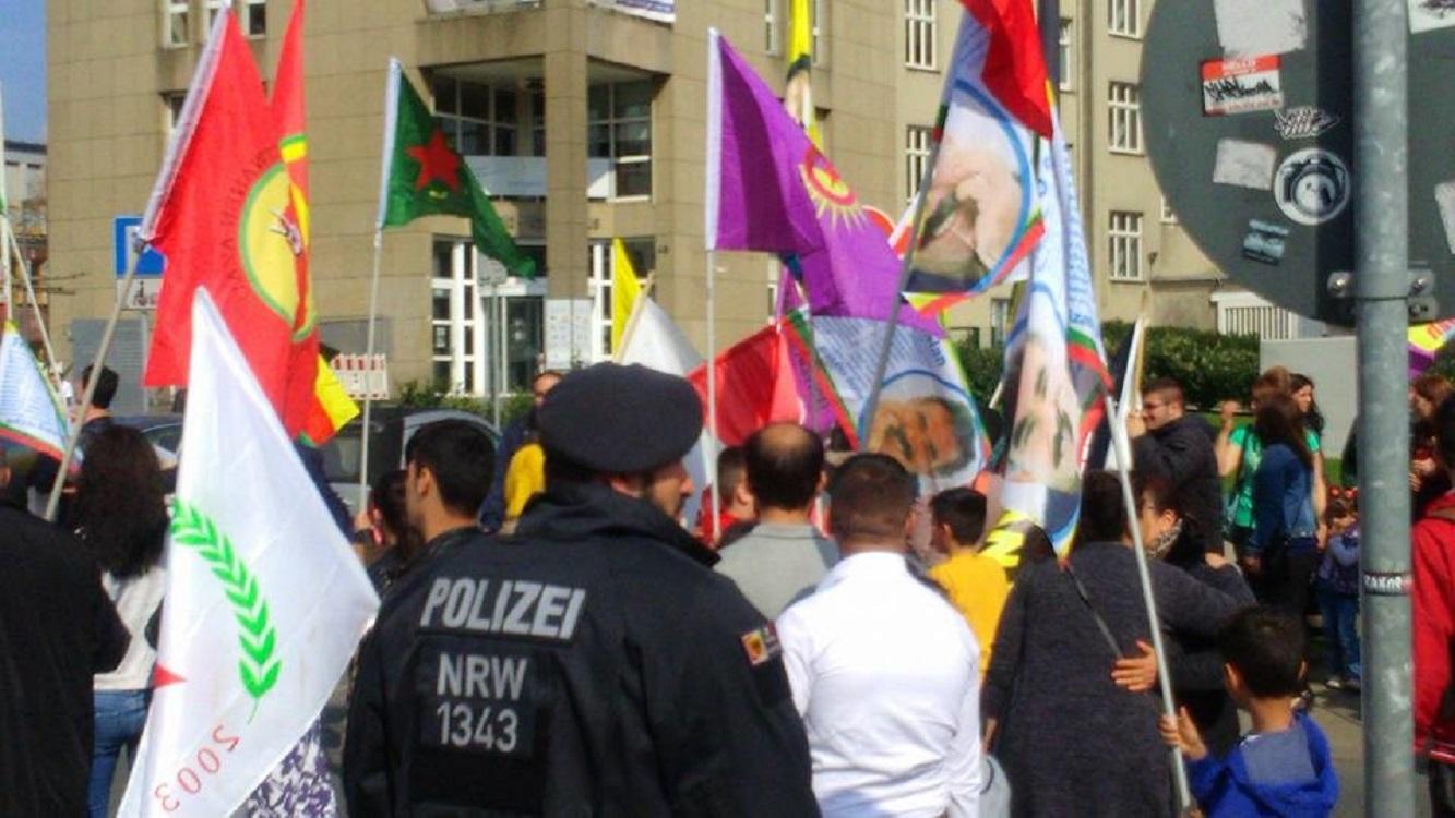 Polizei untersagt Kurden-Demonstration in Dortmund