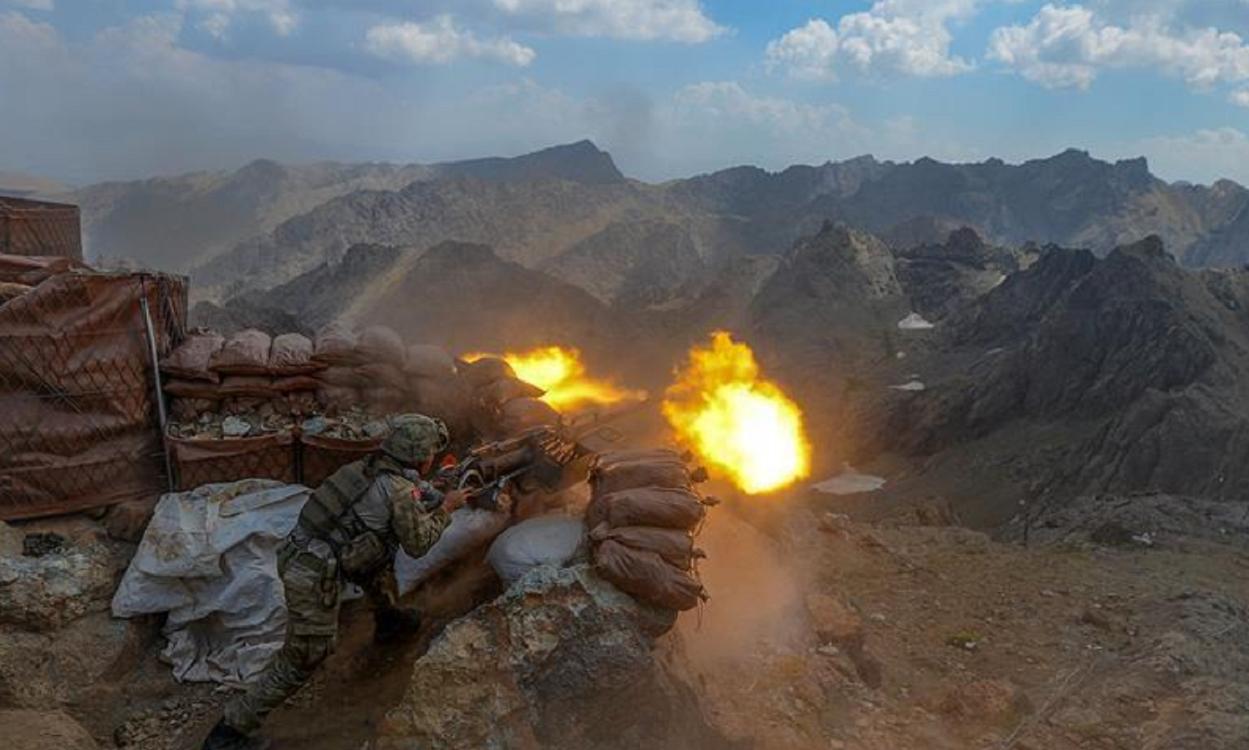 6 türkische Soldaten und 2 Dorfhüter kommen im Südosten ums Leben