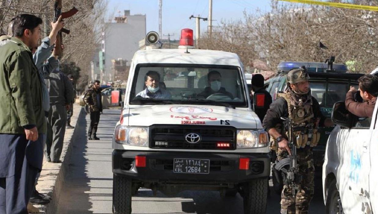 Mindestens zwölf Tote bei Anschlag auf Begräbnis in Afghanistan