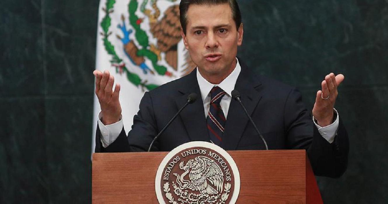 Brief Nach Mexiko Senden : Mexiko präsident nieto dankt türkischem rotem halbmond
