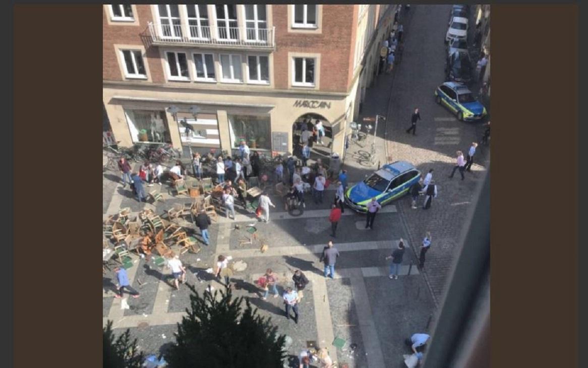 Münster Kiepenkerl Anschlag