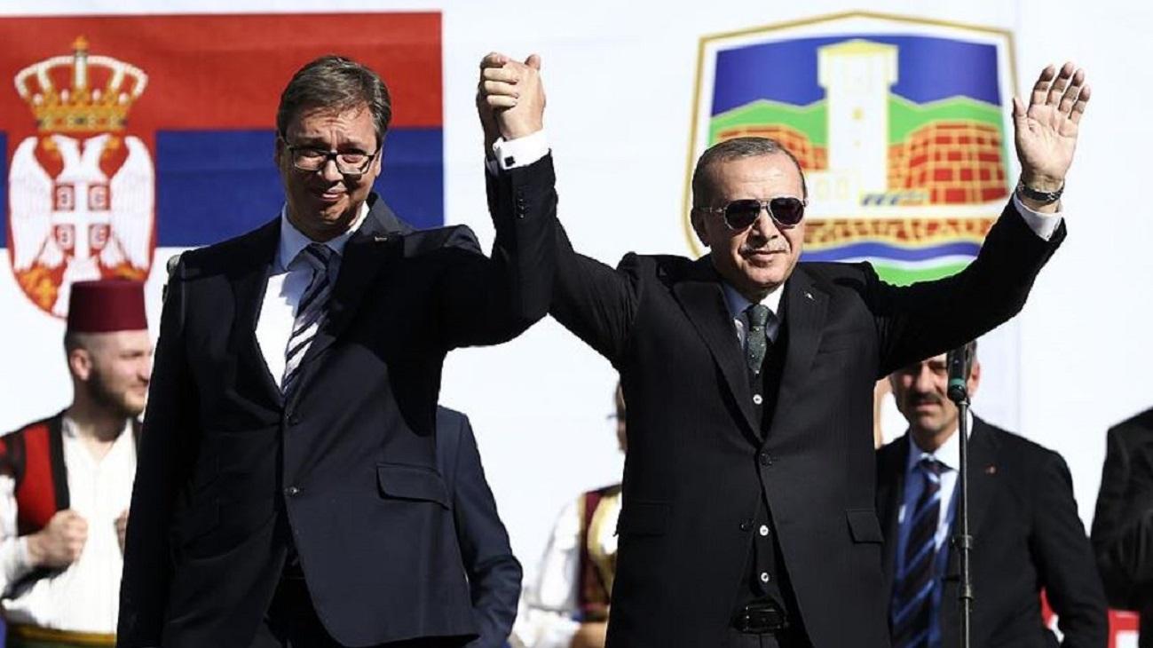 Türkei Serbien