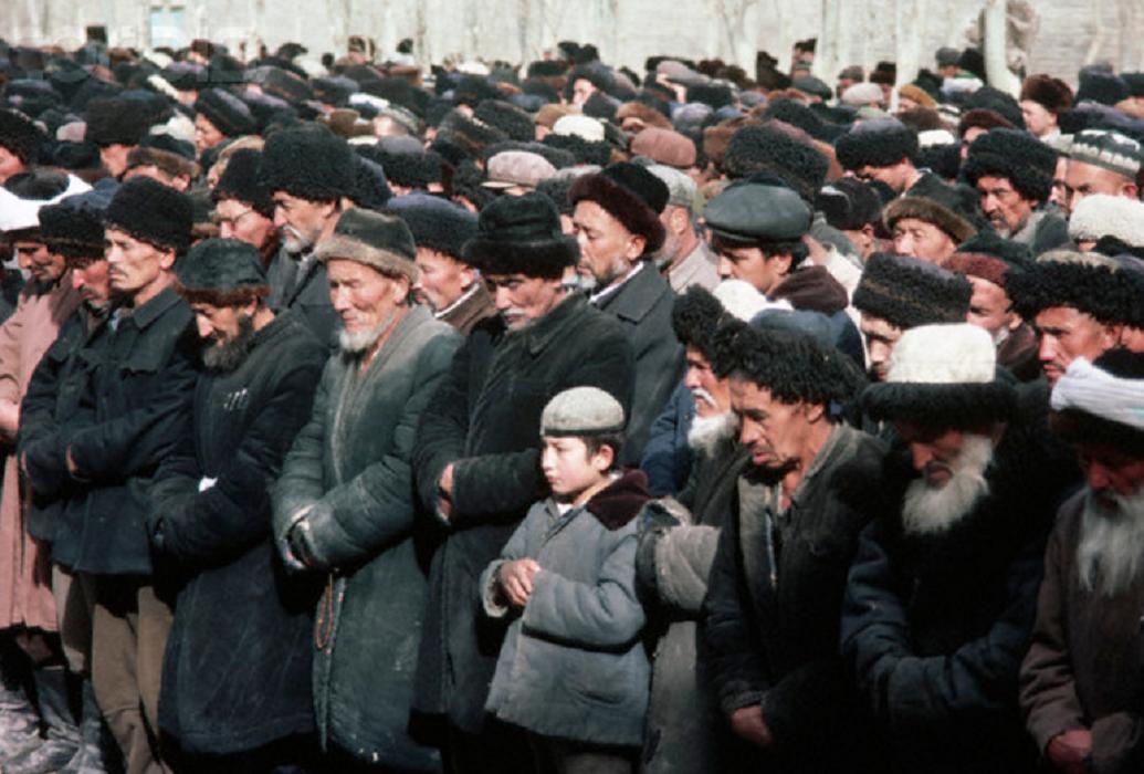 Uiguren Umerziehungslager