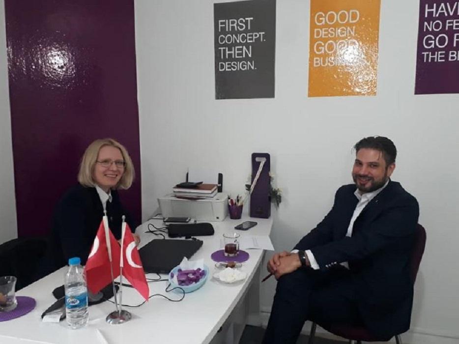 Nex24 Interview Anastasia Cetinkaya Die Turkei Hat Mir So Viel