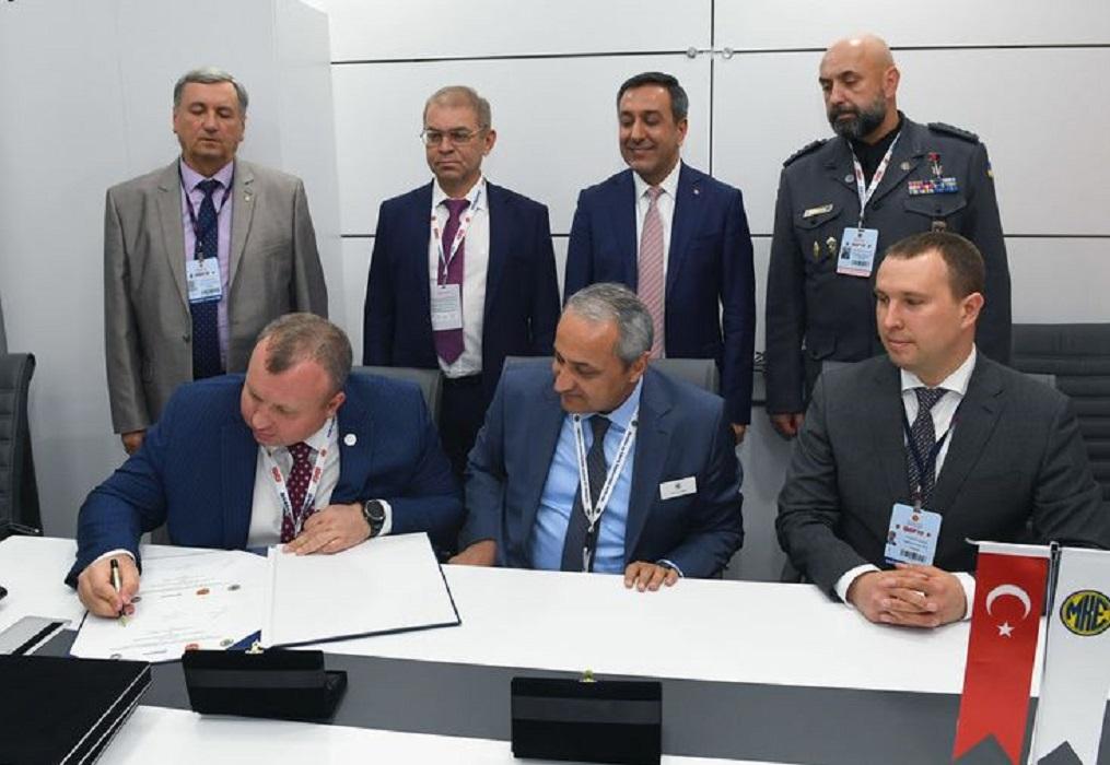 Türkei und Ukraine unterzeichnen Panzerraketen Deal | nex24.news
