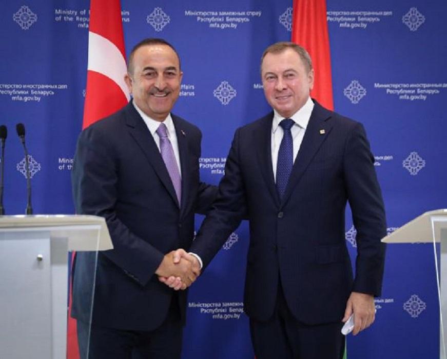 Weißrussischer Außenminister Makej : Türkei ist ein sehr