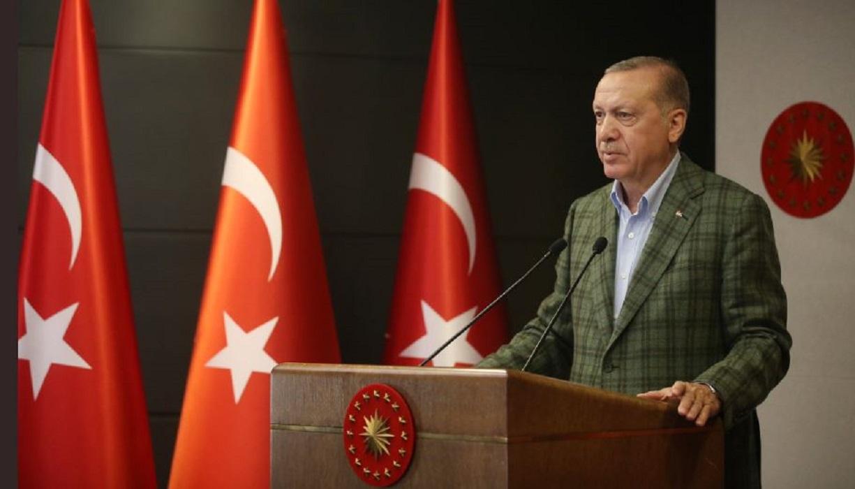 Erdogan Corona